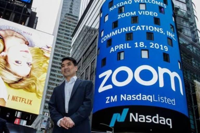 Eric Yuan, o bilionário criador do Zoom que viu fortuna se multiplicar durante pandemia