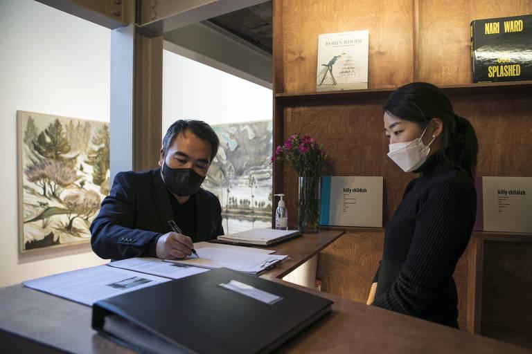 Após queda nos casos de coronavírus, mercado de arte volta na Coreia do Sul