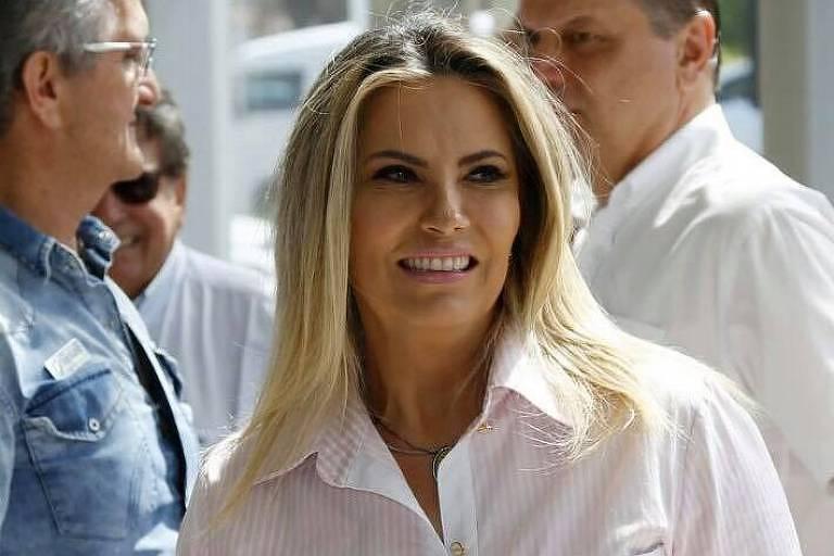Cida Borghetti, ex-governadora do Paraná