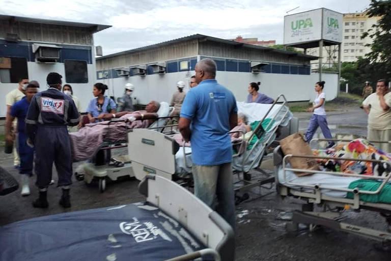 Rotina dos profissionais de saúde do Rio após coronavírus