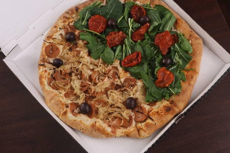 Restaurantes veganos com delivery