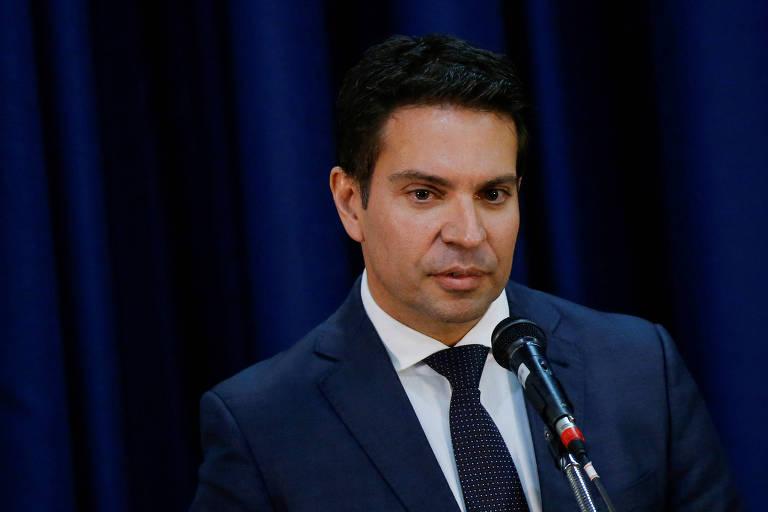 Alexandre Ramagem, nome que Bolsonaro quer no comando da PF