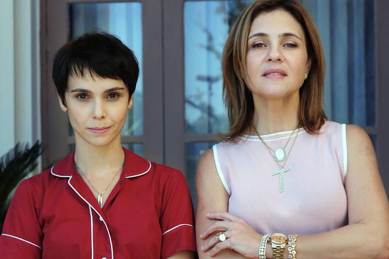 Adriana Esteves e Débora Falabella dizem torcer por continuação de 'Avenida Brasil'