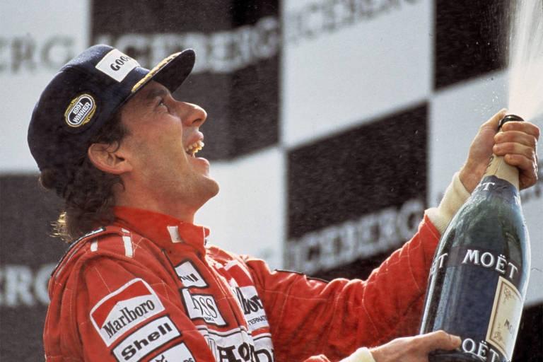 """Cena do documentário """"Senna"""", do diretor britânico Asif Kapadia"""