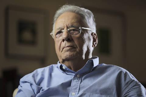 Doria vai ter que se nacionalizar para 2022, diz FHC