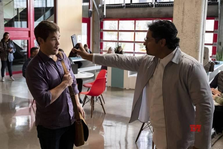 """Cena do filme """"Jexi, um Celular Sem Filtro"""" (2019)"""