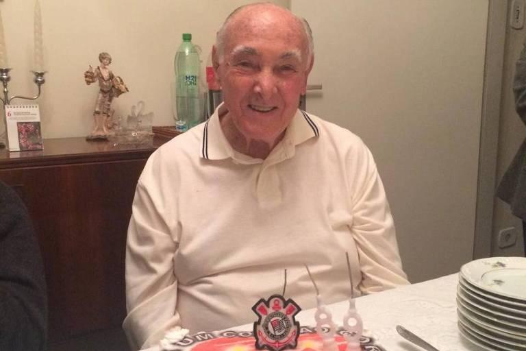 Cyro José Bessi, 89, vítima do coronavírus