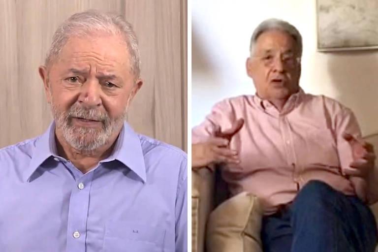 1º de Maio virtual das centrais une de Lula a FHC em atos contra Bolsonaro