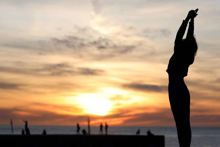 Espanha libera exercício ao ar livre durante quarentena; veja fotos de hoje