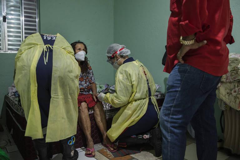 Samu atende 111 casos suspeitos de coronavírus por dia em SP
