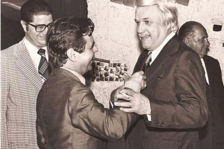 """Geraldo José de Almeida, o """"Gera"""", inventor do termo """"seleção canarinho"""""""