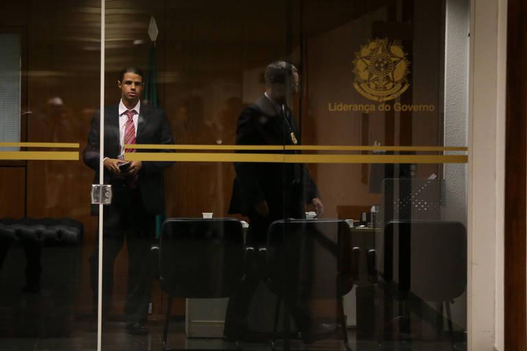 PF faz buscas no gabinete do senador Fernando Bezerra