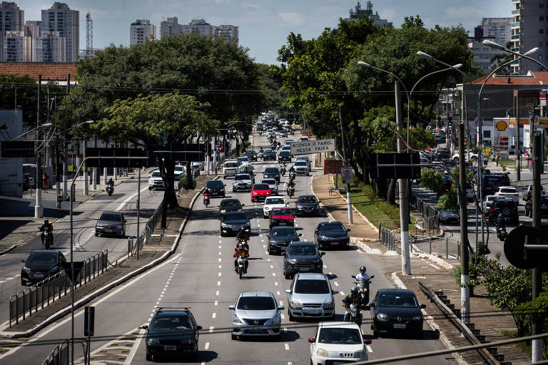 Avenida Radial Leste, que liga a região leste ao centro de SP, terá bloqueio