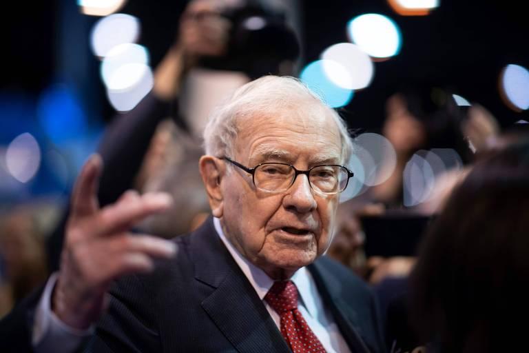 Berkshire Hathaway Inc, de Warren Buffet, perdeu cerca de US$  50 bilhões, impactada pela crise do coronavírus