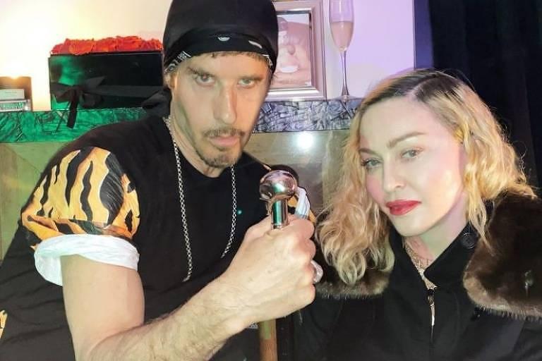 Madonna fura quarentena