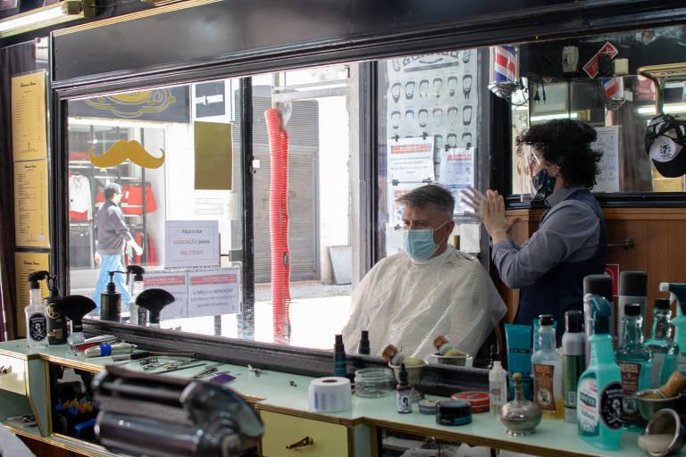 Portugal inicia processo de reabertura econômica