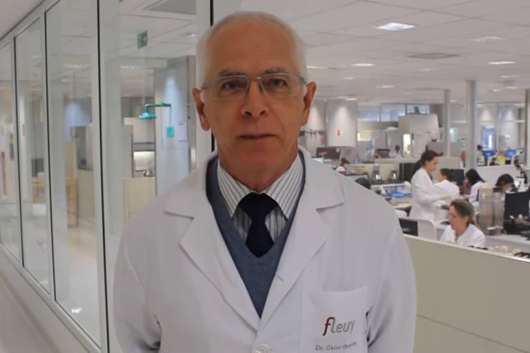 Celso Granato, professor da Unifesp, diretor clínico do Grupo Fleury
