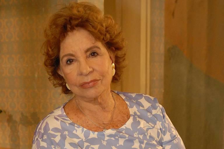 "Atriz Daisy Lúcidi como Valentina Miranda na novela ""Passione"", da Rede Globo"