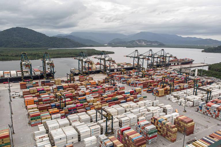 Decisão do TCU sobre porto de Santos prejudica plano de concessão federal
