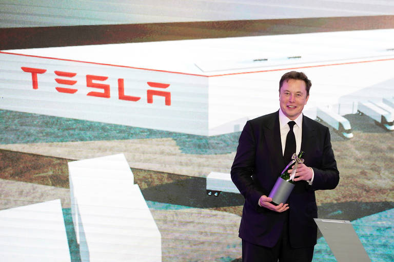 Imagens do visionário Elon Musk