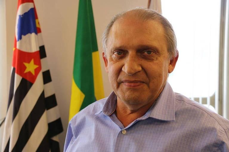 Edson Caram - Secretário municipal de Mobilidade e Transportes de São Paulo