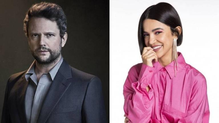 Selton Mello aceita pedido de Manu Gavassi de 'ganhar um Emmy' com ela