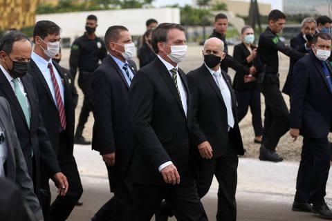 Reprovação a Congresso e STF tem forte queda em meio a crise com Bolsonaro, diz Datafolha