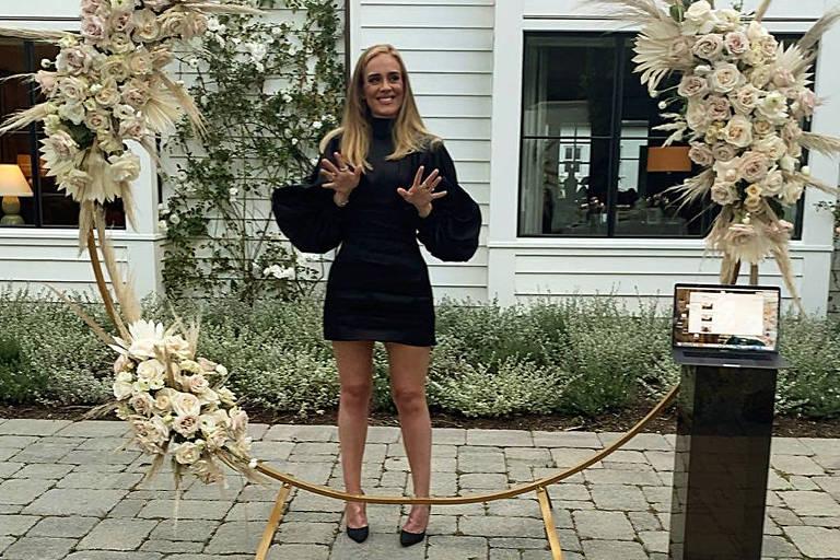 Personal trainer de Adele lamenta críticas e diz que a intenção nunca foi magreza