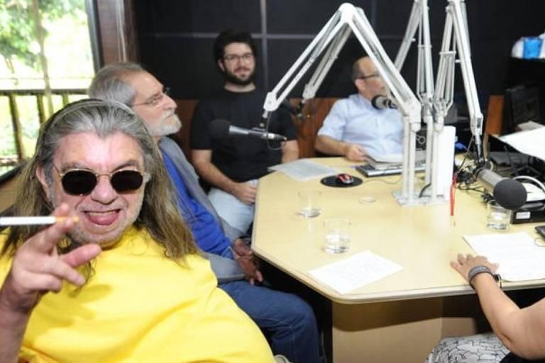 O jornalista Marcello Bittencourt, da Rádio USP, vítima de coronavírus