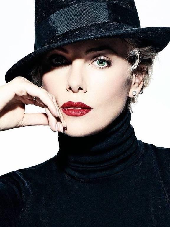 Imagens da atriz Charlize Theron