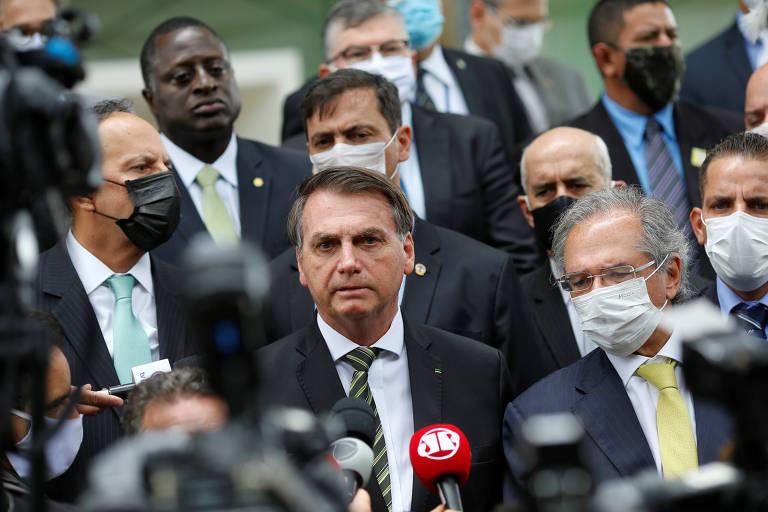 Governo Jair Bolsonaro em 2020
