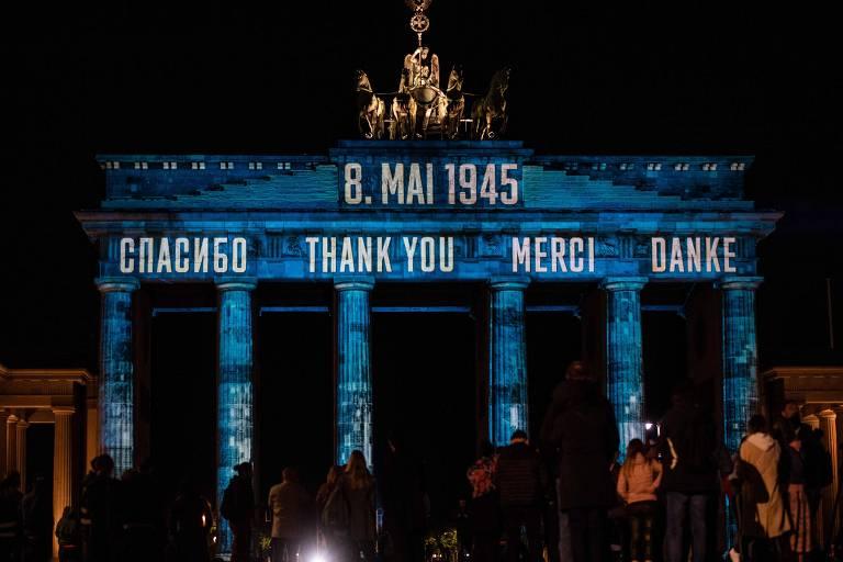 Berlim lança exposição virtual para comemorar 75 anos do fim da Segunda Guerra