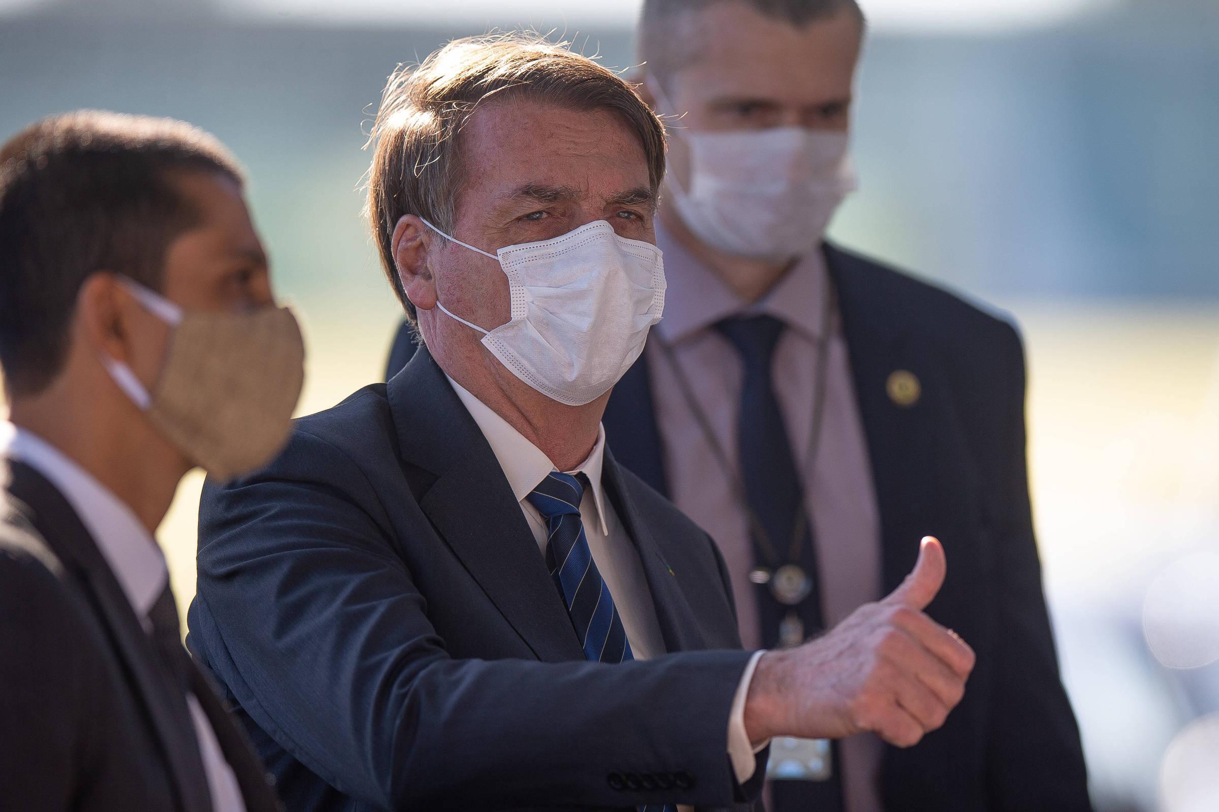 Cúpula do Congresso busca contornar crise após Bolsonaro subir tom de ameaças ao Supremo