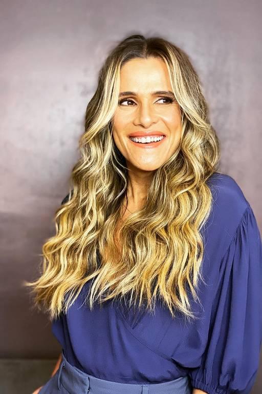 Imagens da atriz Ingrid Guimarães