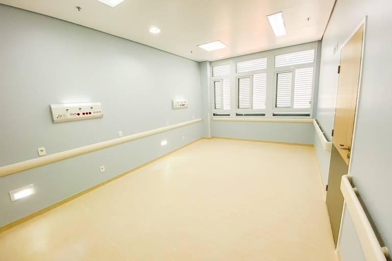 Hospital Municipal da Brasilândia é inaugurado com 20 leitos de UTI