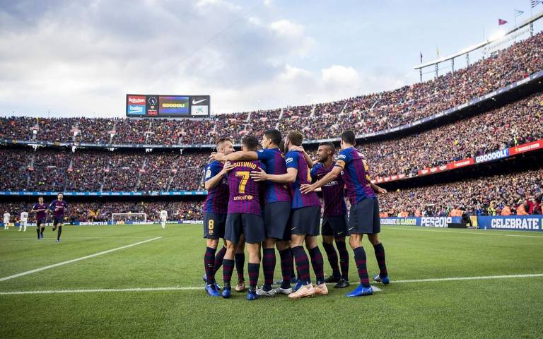 A temporada 2018/2019 do Barcelona
