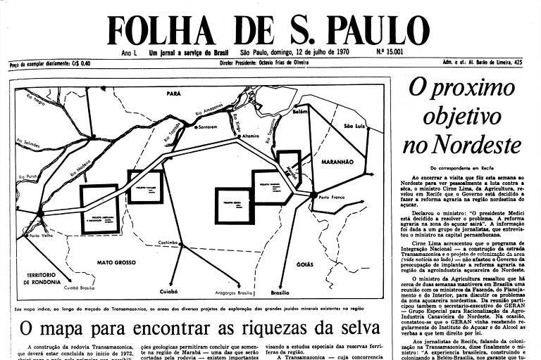 1970: 'Não sou mais um menino de 18 anos', diz cantor Roberto Carlos