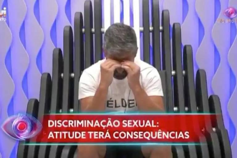 Cena do Big Brother Portugal