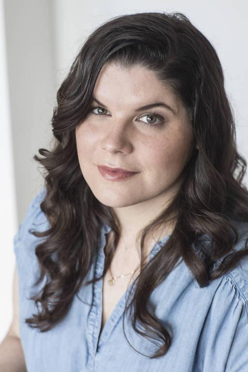 Escritora Kate Elizabeth Russell, autora de 'Minha Sombria Vanessa'