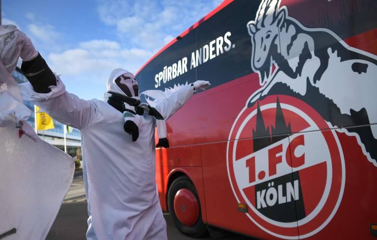 Regras da Bundesliga para a volta do futebol