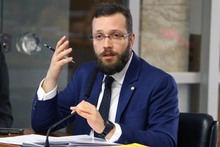 Deputado Filipe Barros (PSL - PR)