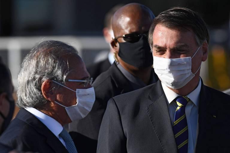 Guedes vira articulador político com centrão para dar 'dignidade' à negociação da pauta do governo