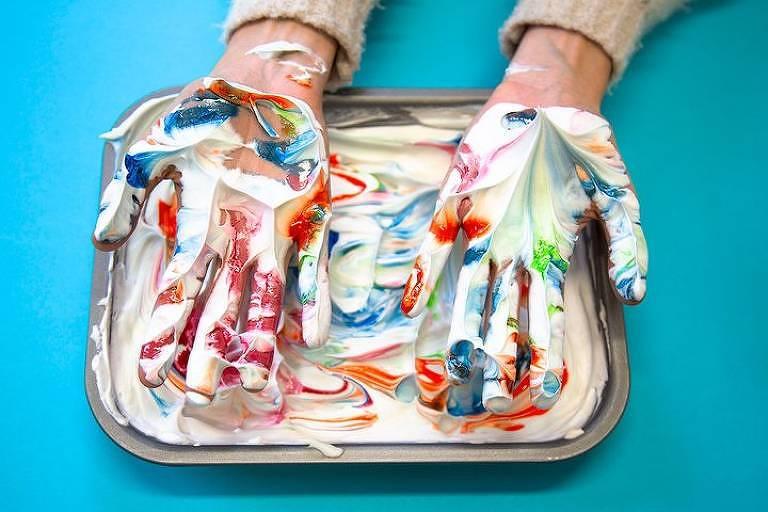 Atividade proposta pelo Tate Modern para crianças