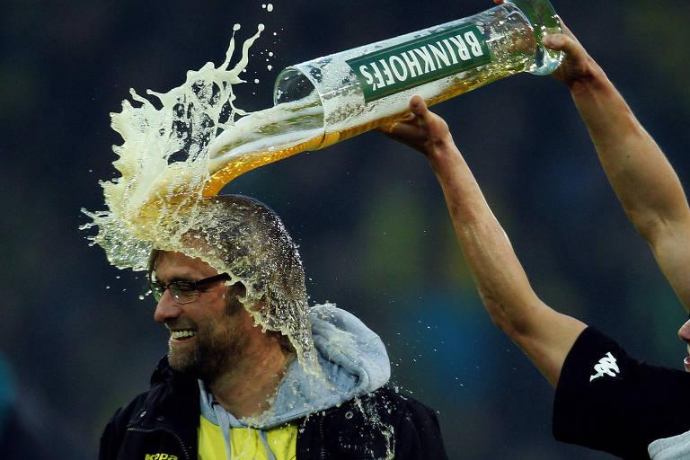Borussia Dortmund de Jürgen Klopp, em 2012, foi o último campeão alemão que não o Bayern de Munique