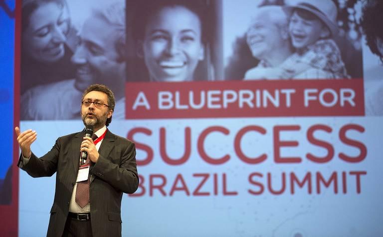 Marcos Augusto Perez, professor da Universidade de São Paulo