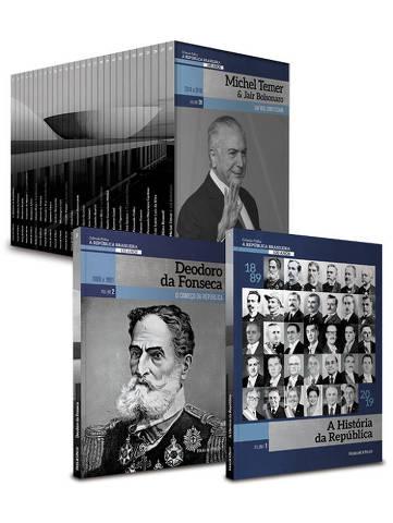 Site Coleções - A República Brasileira 130 anos