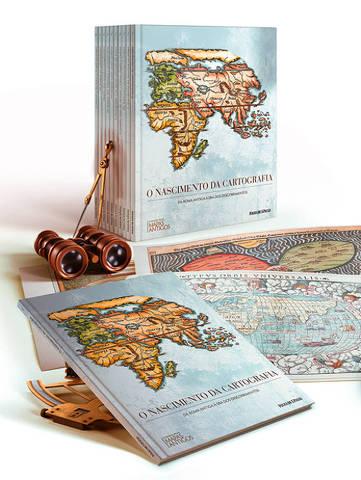 Site Coleções - Mapas antigos