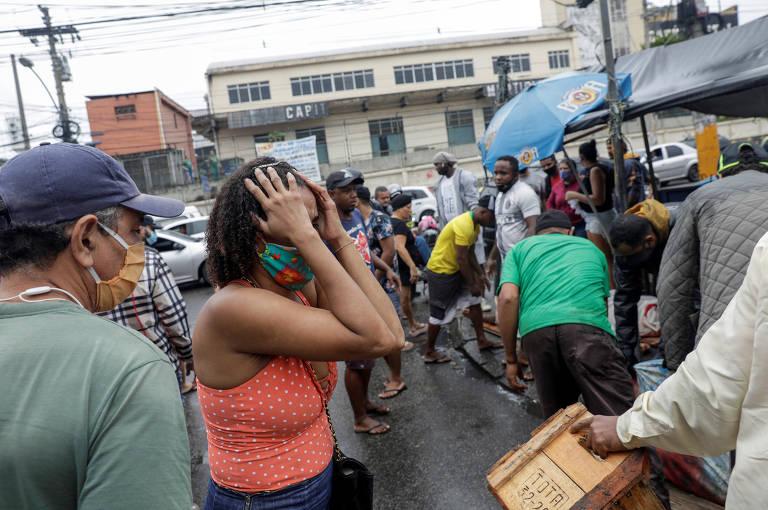 Operação deixa 10 mortos no Complexo do Alemão, no RJ