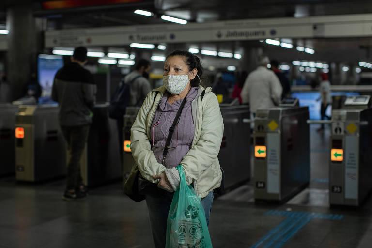 Trabalho em tempo de pandemia do coronavírus