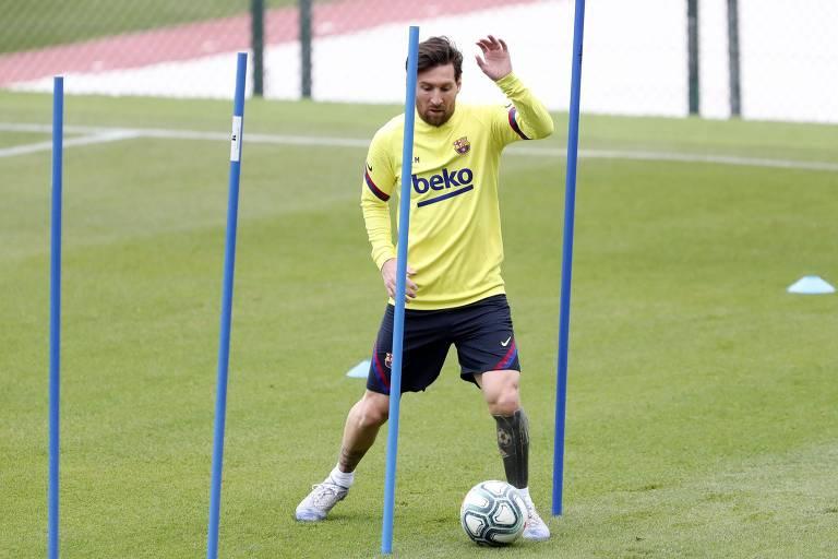 Governo autoriza treinos em grupo de equipes espanholas